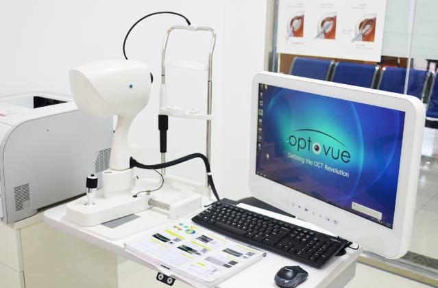 光学相干断层扫描OCT