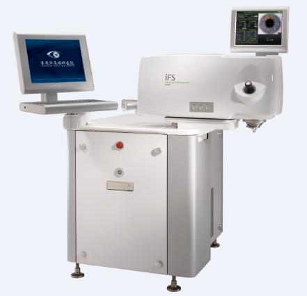 美国ifs150飞秒激光近视手术设备